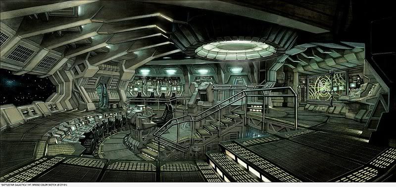 Battlestar Galactica Vancouver Tour
